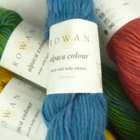 Rowan Alpaca Colour DK Knitting Yarn, 50g | Various Colours - Main Image