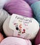 DMC Natura Crochet Cotton 4 Ply Close Up - Main image