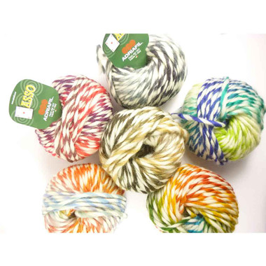Adriafil Asso (or Ace) Fancy Knitting Yarn - Main Image 1