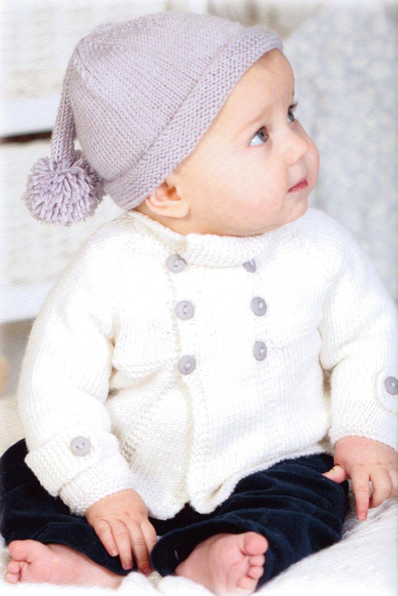 f24aabb1a60f44 Baby DK Knitting Pattern Book