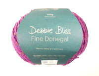Debbie Bliss Fine Donegal - Fuchsia 09