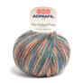 Adriafil New Zealand Print Multicoloured Knitting Yarn, 100g | Shades 49