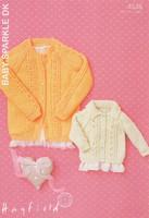 Hayfield Baby Sparkle DK 4538