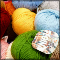 Adriafil Regina Knitting Yarn - Main Image (Group Shot)