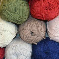 Sirdar Cotton Rich Aran Knitting Yarn | Various Shades - Main