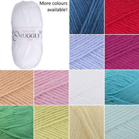 Sirdar Snuggly 4 Ply Baby Knitting Yarn, 50g Balls | Various Shades  - Main