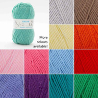 Sirdar Snuggly DK Knitting Yarn, 50g Balls | Various Colours - Main