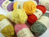 Rowan Handknit Cotton DK Knitting Yarn, 50g Balls - Main Image