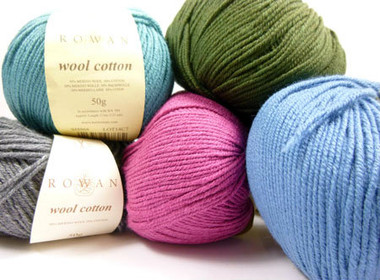 Rowan Wool Cotton DK - Main image
