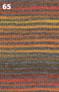 Adriafil Zebrino knitted up - 65