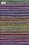 Adriafil Zebrino knitted up - 64