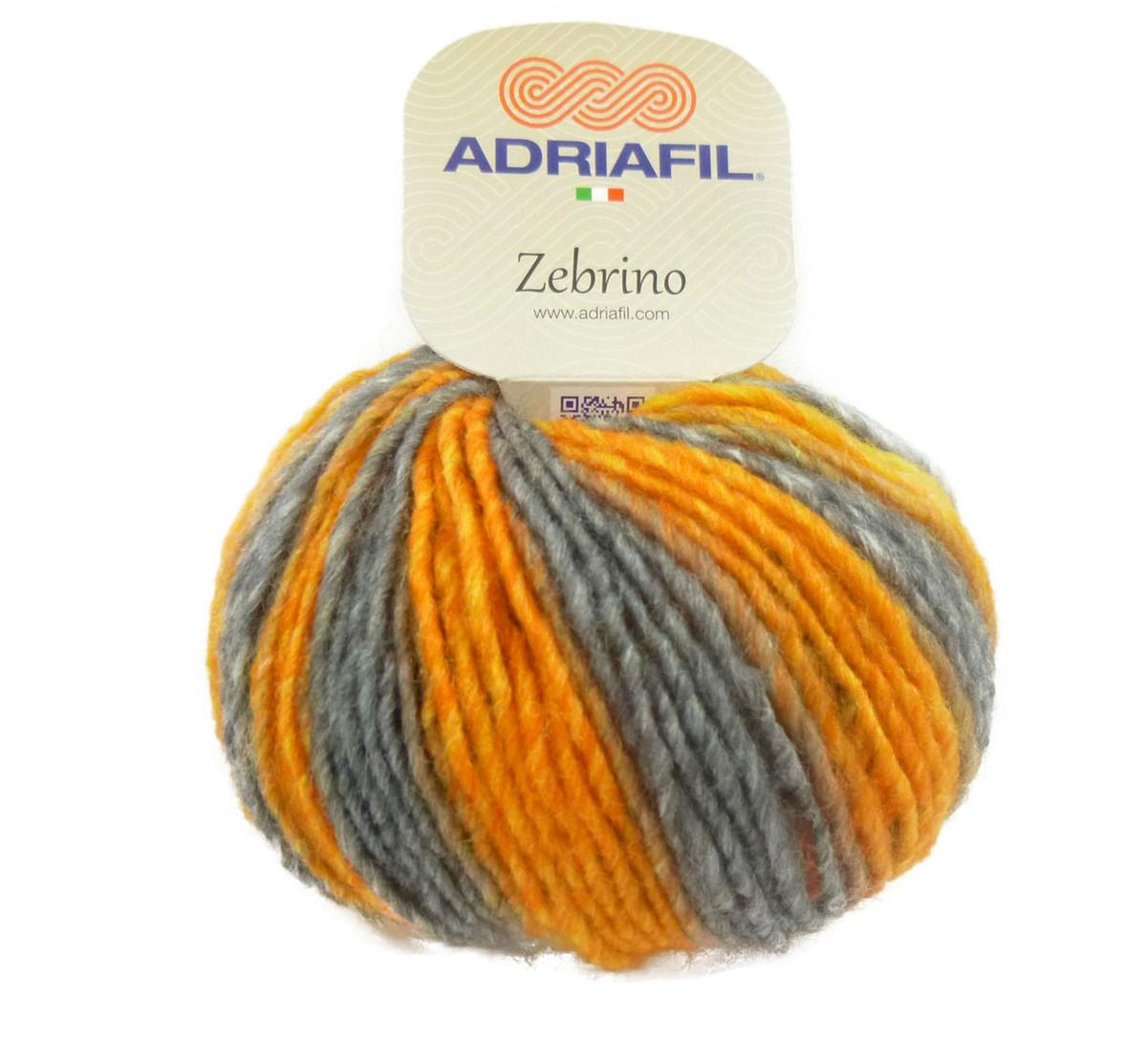 4ba62a555ab Adriafil Zebrino Aran Knitting Yarn