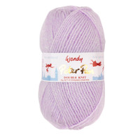 Peter Pan Moondust DK Baby Knitting Yarn, 50g | Various Shades - Main Image