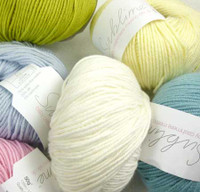 Sublime Baby Cashmere Merino Silk DK Knitting Yarn, 50g | Various Shades -Main