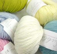Sublime Baby Cashmere Merino Silk DK Knitting Yarn, 50g   Various Shades -Main