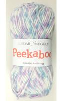 Sirdar Snuggly DK Peekaboo Baby Knitting Yarn   102 Jolly Jelly
