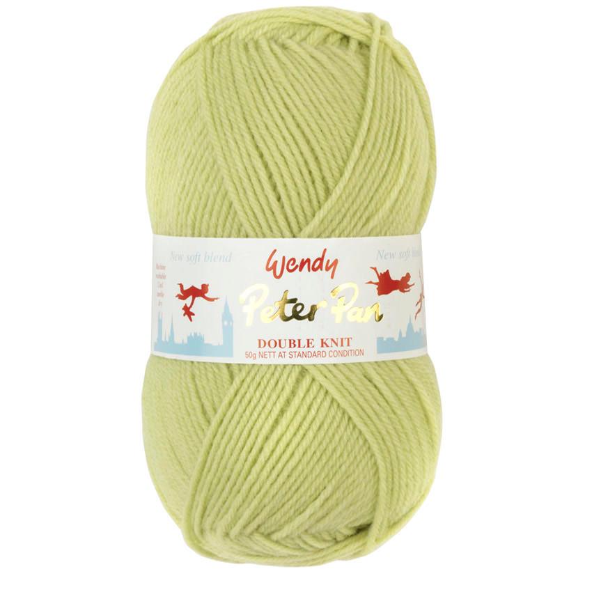 48491816e Wendy Peter Pan DK Baby Knitting Yarn in 50g Balls