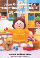 Jean Greenhowes Little Dumpling Dolls Toy Book