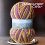West Yorkshire Spinners Aire DK   Passion Fruit Colour
