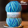 West Yorkshire Spinners Aire DK   Blue Lagoon