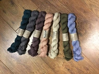 Erika Knight Studio Linen DK Yarn, 50g hanks | Various Colours