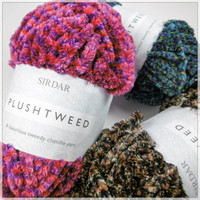 Sirdar Plushtweed Chunky - Main Image