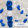 West Yorkshire Spinners | Wensleydale Gems - 100% Wensleydale DK - Cobalt