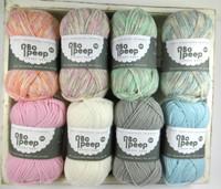 Bo Peep Luxury Baby DK Yarn | West Yorkshire Spinners - 50g balls