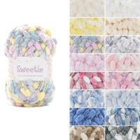 Sirdar Snuggly Sweetie Knitting Yarn, 200g Balls   Various Shades - Main