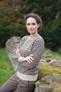 Rowan Cashmere Tweed Dk - Mackintosh Intarsia Jumper pattern