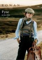 Fyne Tank Top Knitting Pattern   Rowan Felted Tweed DK   Free Downloadable Pattern - Main Image