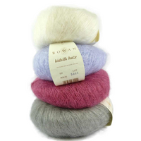 Rowan Kidsilk Haze Lace Weight Knitting Yarn, 25g | Various Colours - Main Image