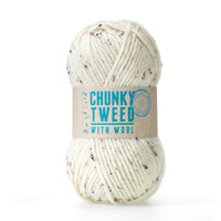 Sirdar Hayfield Chunky Tweed Knitting Yarn in 100g Balls | Various Shades - Main Image