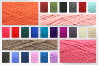 Sirdar Hayfield DK with Wool Knitting Yarn | Various Colors