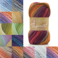 Hayfield Spirit DK Knitting Yarn - 100g balls -Main image