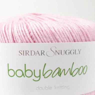 Sirdar Snuggly Baby Bamboo DK Knitting Yarn | Various Colours (F071) - Main Image