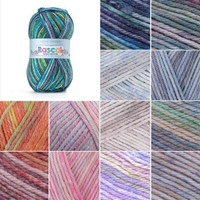 Sirdar Snuggly Rascal DK Baby Knitting Yarn, 50g Balls   Various Shades - Main