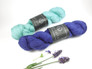Exquisite lace weight yarn - 100g hanks