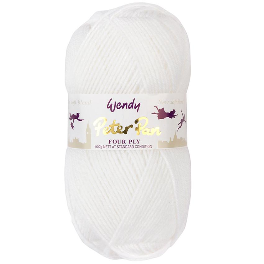 557f52d6d Peter Pan 4 Ply Baby Knitting Yarn