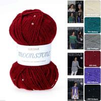 Sirdar Moonstone Aran Knitting Yarn | Various Shades - Main Image