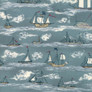Ahoy Me Hearties Fabric Pattern - 1432-12