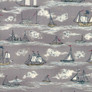 Ahoy Me Hearties Fabric Pattern - 1432-13