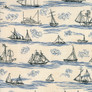 Ahoy Me Hearties Fabric Pattern - 1432-18