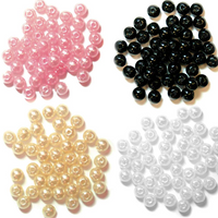 Trimits | Glass Pearls | Various Colours | 4mm - Approx 86pcs