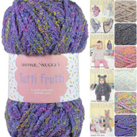 Sirdar Snuggly Tutti Frutti Knitting Yarn - Main