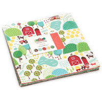 Farm Fun | Stacy Iest Hsu | Moda Fabrics | Layer Cake - Main Image