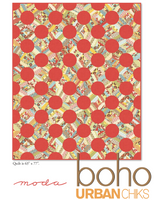 Boho | Urban Chicks | Moda Fabrics | Free Downloadable Pattern