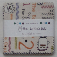 The Boo Crew | Sweetwater | Moda Fabrics | Charm Pack - The Main Image