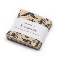 Sturbridge | Kathy Schmitz | Moda Fabrics | Charm Pack - Main Image