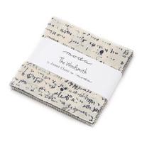 The Wordsmith | Janet Clare | Moda Fabrics | Charm Pack  - Main Image